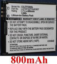 Batteria 800mAh Per Vairy Touch II,VODAFONE 547 Cute, VF547, ZTE F290 N281 Z221