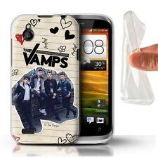 Étuis, housses et coques noirs HTC Desire X en silicone, caoutchouc, gel pour téléphone mobile et assistant personnel (PDA)
