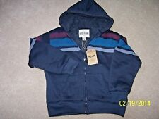 Boy's - XL (14-16) - Navy & Red Hoodie- Ditch Plains - MSRP $35.00