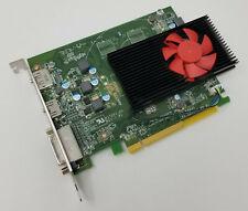 HP AMD Radeon RX550 2GB GDDR5 PCIe 4K DisplayPort HDMI DVI Video Card
