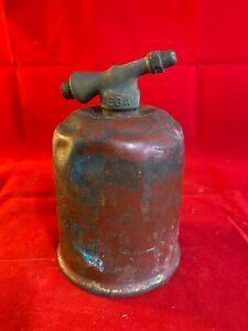 Vintage Rega plunger oil can, 2x plungers, c. 1950s or 1960s, antique