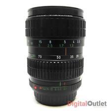 Zoom Pentax A Camera Lenses 28-80mm Focal