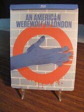 An American Werewolf in London (Blu-ray Disc, 2014, Limited Edition) Steelbook
