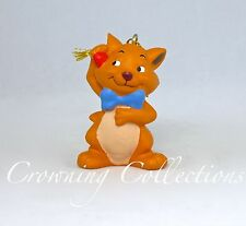 Disney Toulouse The Aristocats Storybook Ornament Replacement Orange Kitten Cat