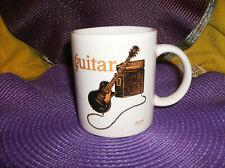 """New listing New Ceramic """"Lynette"""" Guitar Mug"""