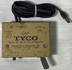Tyco 892 Toy Transformer