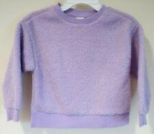 BNWT Gap Kids Purple Fleece Top Girl's Size L / 10