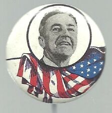 EUGENE McCARTHY AMERICAN FLAG 1968 POLITICAL CAMPAIGN PIN