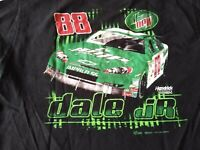 Dale Earnhardt Jr #88 NASCAR T Shirt 2007 Mountain Dew Large