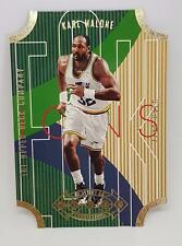 1996-97 UPPER DECK FAST BREAK CONNECTIONS #FB30 KARL MALONE UTAH JAZZ CARD