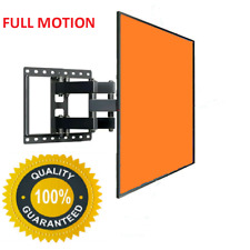Full Motion  Articulating TV Wall Mount 32 42 47 50 52 55 60 LED LCD Tilt Swivel