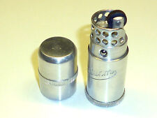 Vintage solid aluminium pocket lighter with Windshield-WWII (1939-1945) - NICE