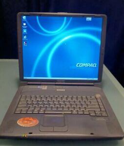 "Compaq Presario R3000 15.4"" AMD Athlon 1.60 GHZ 512MB 40 GB HDD DVD/CD-RW"