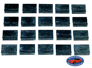 Chrysler Dodge Plymouth Roof Snap On Headliner Head Liner Trim Clip Clips 20pc A