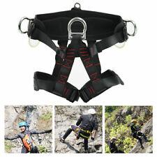 Harness Seat Belts Waist Belt Half-length Belt Outdoor Rock Climbing Rappelling
