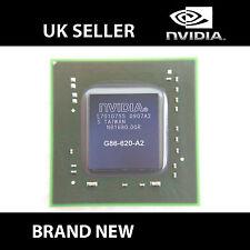 NVIDIA G86-620-A2 chip di grafica GPU BGA con lead free palline