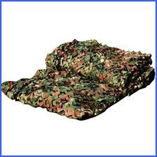 Custom Woodland Camoflage Netting Camo Net Camping Military Hunting 10X11.5Ft 3X