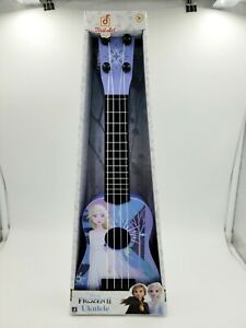 First Act Disney Frozen 2 Ukulele Small Kids Guitar with Four Strings NEW 2021