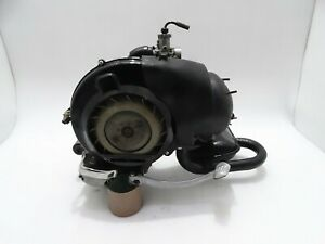 Neuer Bajaj Chetak 150ccm 2-Takt-Scooter-Motor (Gebraucht) Guter Betriebszustand