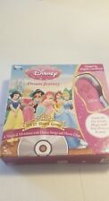 Disney Princess Dream Journey DVD Board Game Princess Remote Angela Lansbury