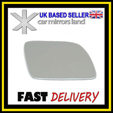 Right Driver Wing Car Mirror Glass Replacement CONVEX VW POLO 2002-2005