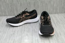 Asics Gel Excite 7 1012A561-001 Running Shoes, Women's Size 9.5W, Black