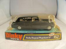 Dinky Toys Gb 152 Rolls Royce Phantom V en boite MIB