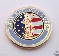 ARMY NATIONAL GUARD  Military Veteran US ARMY Hat Pin 14776 HO