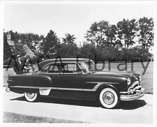 1953 Packard Patrician, Factory Photo (Ref. #62085)