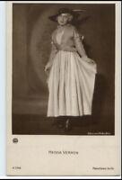 Bühne Film ~1910/20 HEDDA VERNON Schauspielerin Foto-AK