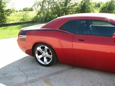 1970 style R//T Longitudinal side Stripes for 2008-2018 Dodge Challenger