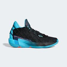Adidas Hombre para Mujer 7 Baloncesto Zapatos Estilo Negro