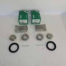 Pair of Lucas Front Wheel Bearing Kits for Austin Healey BN7 to BJ8 to 26704
