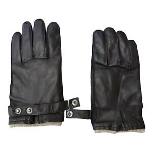 Orvis  Leather Gloves Size X-Large MEN SOFTEST BROWN LEATHER PRISTINE.