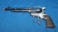 BUCK'N BRONC MARSHAL CAP GUN BY GEO. SCHMIDT - 1950s - EXCELLENT CONDITION