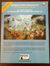 Goodman DCC d20 Mysterious Tower, The (1st Printing) SC Good condition