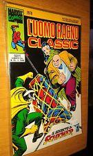 UOMO RAGNO CLASSIC # 25 - FEBBRAIO 1993 - EDIZIONI STAR COMICS