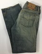 Men's  DIESEL Industry DENIM  Button Fly Jeans 34x31 Made in Italy