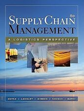 Supply Chain Management: A Logistics Perspective (Book Only)-ExLibrary