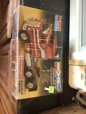 RARE KENWORTH AERODYNE CABOVER MODEL KIT VINTAGE FACTORY SEALED SNAP TITE 1209