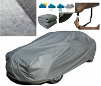 Heavy 2.2KG Full Car Cover 100% Waterproof Outdoor For Audi S4 S5 S6 S7 S8