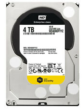 "Western Digital RE Enterprise Hard Drive WD4000FYYZ 4TB 64MB 7200RPM 3.5"" SATA3"