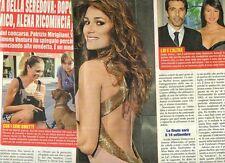 SP80 Clipping-Ritaglio 2014 Alena Seredova Ricomincia da.. Miss Italia