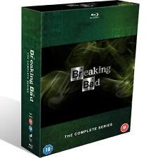 BREAKING BAD: THE COMPLETE SERIES BLU-RAY BOX SET + UV SEASONS 1 2 3 4 5 6 NEW