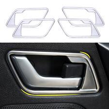 Interior Door Handle Cover Frame Trim Fit Land Rover Freelander 2 LR2 2008-2014