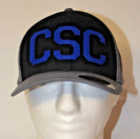 Columbia CSC Portland Ave Flexfit Fitted Ballcap Hat in Grey L/XL 7 - 7 3/4