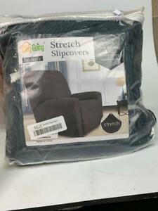 OB Easy-Going Thickened Recliner Stretch Slipcover, Sofa Cover, Furniture