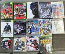 SMALL LOT OF DVD GAMES (XBOX AND PS3)