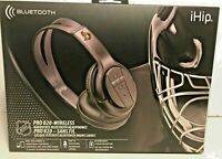 iHip Pro B20 NHL Wireless Headphones OTTAWA SENATORS Bluetooth -  Brand New