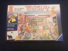 "2009 Ravensburger WASGIJ? Home Improvement 500 Pc Jigsaw Puzzle 19 1/3x14 1/4"""